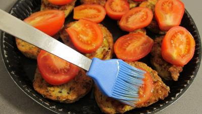Tartines de pain aux tomates - 3.2