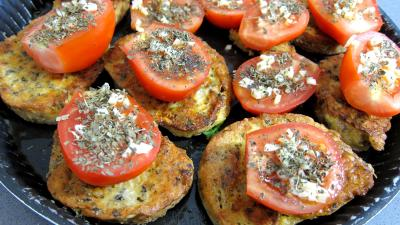 Tartines de pain aux tomates - 3.4