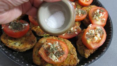 Tartines de pain aux tomates - 4.2