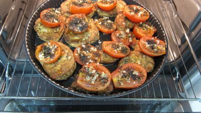Tartines de pain aux tomates - 4.4