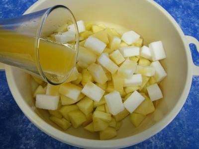 Compote de pommes - 7.3