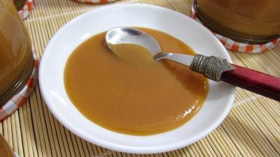 Recettes sans sel : Coupelle de confiture de lait et de crème