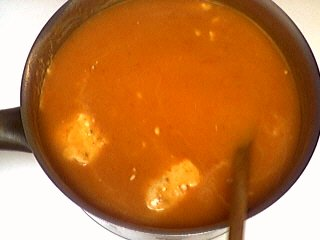 Crème de poivron rouge au boursin - 6.1