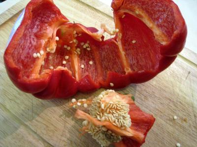Crème de poivron rouge au boursin - 1.2