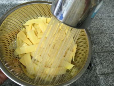 Crevettes aux pousses de bambou - 2.3