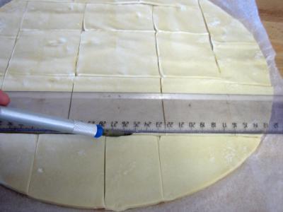 Croissants à l'emmental et graines de sésame - 1.1