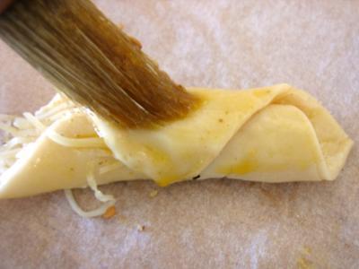 Croissants à l'emmental et graines de sésame - 4.1