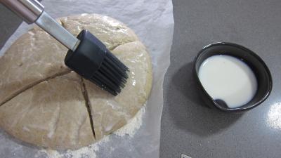 Miche de pain au blé noir à la friteuse Airfryer - 7.2