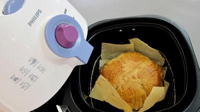 Miche de pain au blé noir à la friteuse Airfryer - 8.4