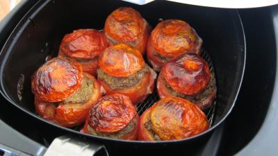 Farcis de tomates au Airfryer - 7.1