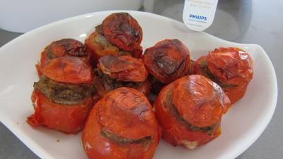 Recette Farcis de tomates au Airfryer