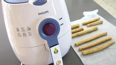 Cigares farcis à la friteuse Airfryer - 7.3