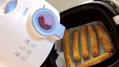 Cigares farcis à la friteuse Airfryer - 8.2