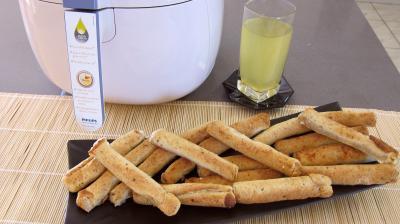 Recette Cigares farcis à la friteuse Airfryer