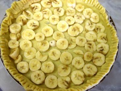 Crumble aux prunes et aux bananes - 4.1