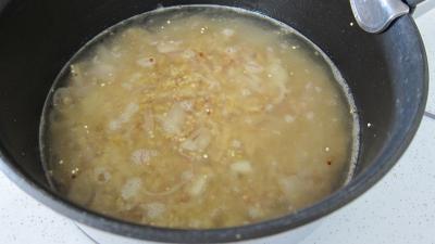 Quinoa en risotto aux champignons - 4.4