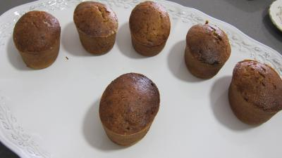 Cupcakes au chocolat à la friteuse Airfryer - 7.2