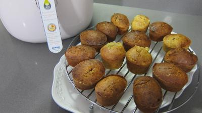 Cupcakes au chocolat à la friteuse Airfryer - 7.4