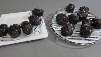 Cupcakes au chocolat à la friteuse Airfryer - 13.1