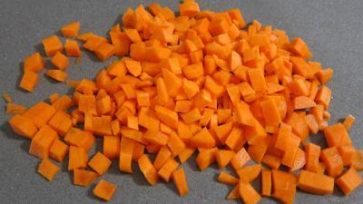 Flétan et sa sauce à la mangue - 2.2