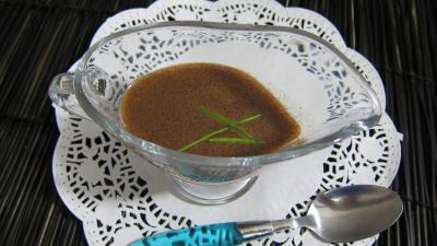 Recette Tabasco en vinaigrette