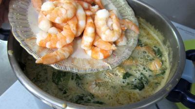 Crustacés et poisson en marmite - 8.3