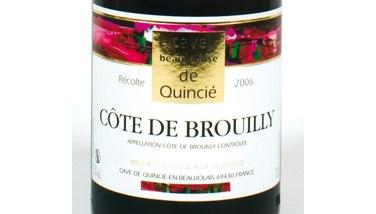 Photo : Côte-de-Brouilly