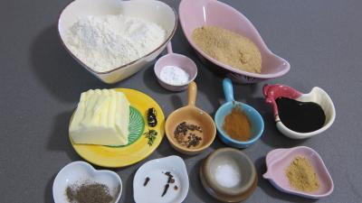 Ingrédients pour la recette : Pepernoten de la Saint-Nicolas