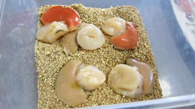Chorizo, quinoa et coquilles Saint-Jacques - 8.2