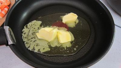 Médaillons de perche et sa crème de légumes - 7.4