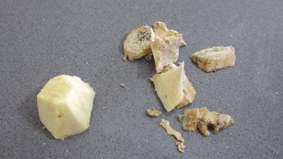 Grenouilles caramélisées aux épinards - 2.2