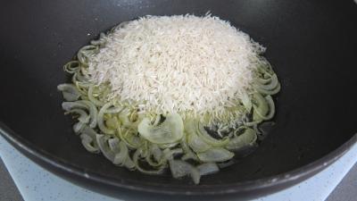 Pleurotes en risotto à la truffe - 3.1