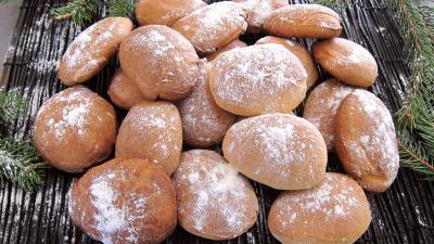 Recette Navettes de pain