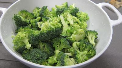 Farcis de brocolis à la polenta - 1.4