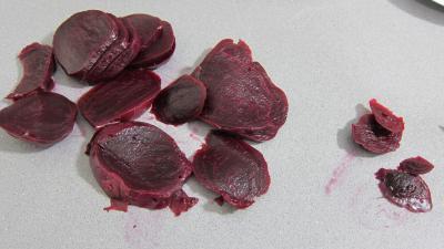 Pomarines farcies aux betteraves rouges et au comté - 2.1