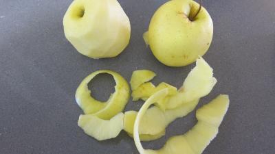 Tatin de pommes, poires, banane - 1.4