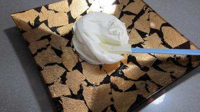 Kakis en trifle aux amandes - 2.3