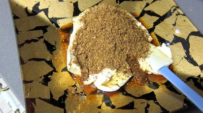Kakis en trifle aux amandes - 3.1