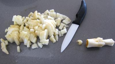 Crêpes et son mascarpone aux mangoustans et tapioca - 1.2