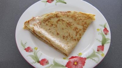 Crêpes et son mascarpone aux mangoustans et tapioca - 7.1