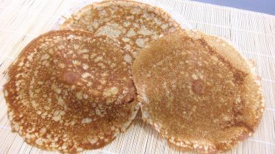 Crêpes à la noix de coco - 4.4