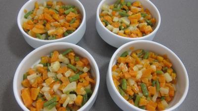 Navets et carottes gratinés au chèvre frais - 8.1