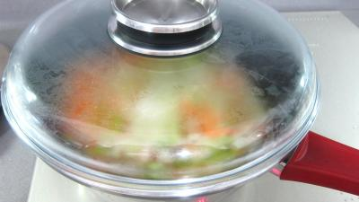 Bouillie ou potage aux carottes et aux oranges - 6.3