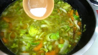Bouillie ou potage aux carottes et aux oranges - 8.1