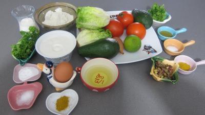 Ingrédients pour la recette : Ricotta en croquettes au citron vert