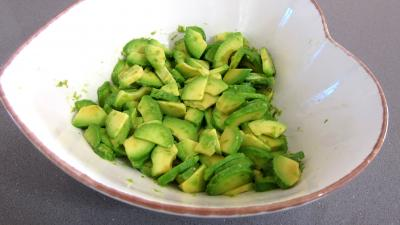 Ricotta en croquettes au citron vert - 4.4