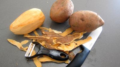 Patates douces à l'orange façon américaine - 3.2