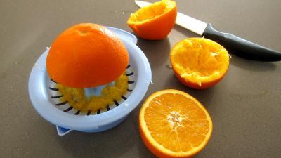 Patates douces à l'orange façon américaine - 3.4