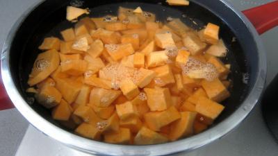 Patates douces à l'orange façon américaine - 4.4