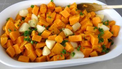 Patates douces à l'orange façon américaine - 8.3